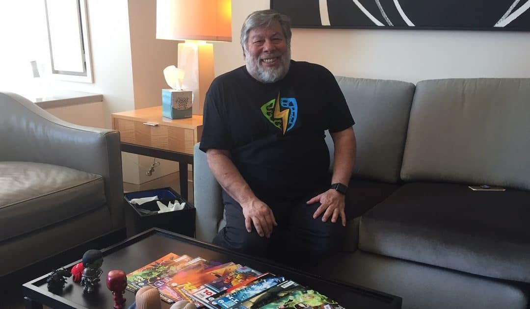 Wozniak's world in 2075: 'bigger' Apple, Google, Facebook — and we'll be living in deserts