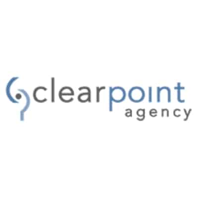 Clearpoint agency logo