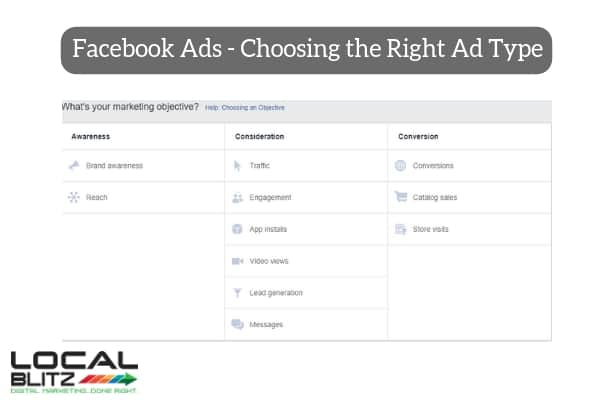 Facebook Ads How to Choose the Right Ad