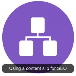 Using a content silo for SEO